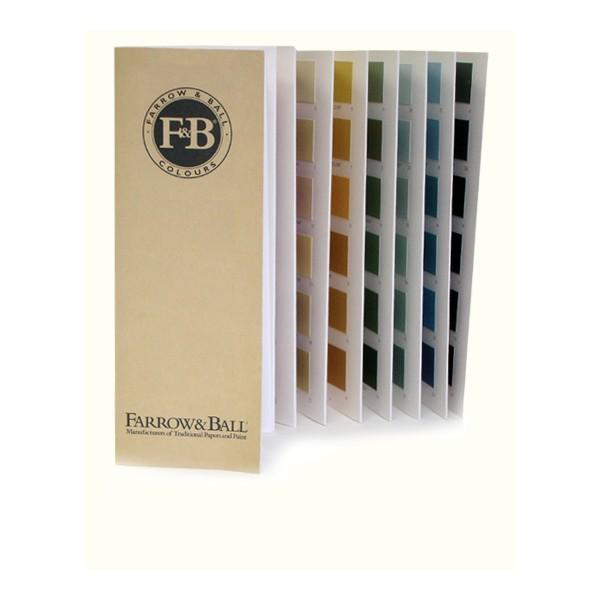 farrow ball handgemalte farbtonkarte online kaufen. Black Bedroom Furniture Sets. Home Design Ideas